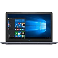 Dell G3779-7934BLK-PUS Gaming Laptop 17 LED Display - 8th Gen Intel Core i7-8750H, 8GB Memory, 128GB SSD+1TB HDD, NVIDIA GeForce GTX 1050 Ti 4GB, Black