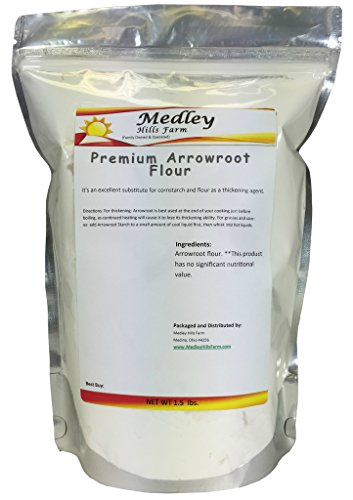 Medley Hills Farm Premium Arrowroot product image