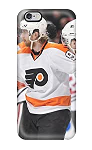 Fashion HCUFYiC4096HIHKs Case Cover For Iphone 6 Plus(philadelphia Flyers (5) )