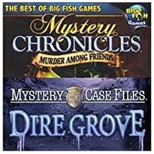 Mystery Case Files 2-Game Pack - Dire Grove and Mystery Chronicles: Murder Among Friends (Windows XP/Vista)