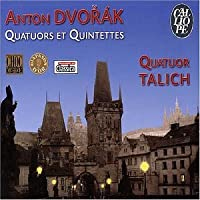 Dvorak: String Quartets & Quintets [Quatuors et Quintettes]