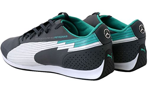 Puma evo-Speed Low Mercedes AMG Petronas F1 Sneaker Men EUR 42 UK 8 Herren Schuhe