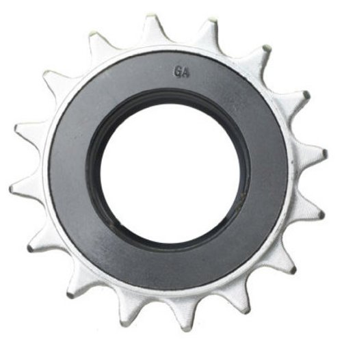 Shimano MX 16 Tooth Single Speed Freewheel (16T X 3/32-Inch)