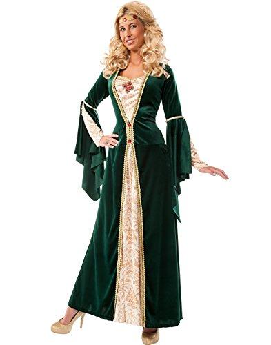 Rubie's Costume Co Women's King's Mistress Costume, Multi, ()