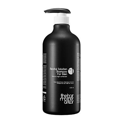 [The Hair Mother Cellar] Revital Solution Shampoo for Soo...