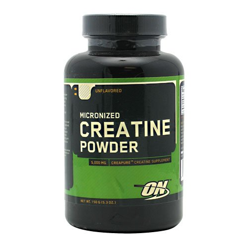 Optimum Nutrition Creatine Powder Unflavored -- 150 grams