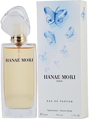 HANAE MORI by Hanae Mori EAU DE PARFUM SPRAY 1.7 OZ (Package Of 2)