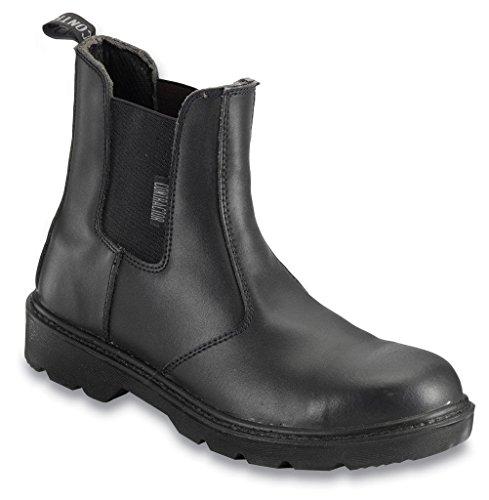 Black Black uomo Stivali Progressive Safety Chelsea 4qwnIxfO