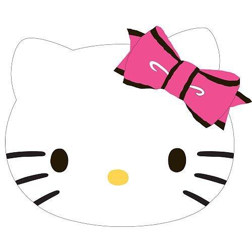 Hello-Kitty-Pretty-Kitty-Cat-Decorative-Pillow