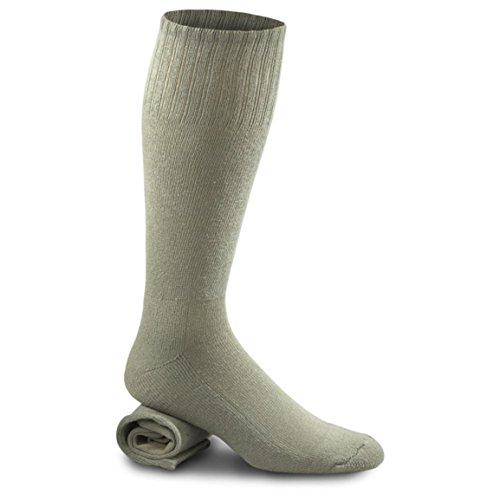 U.S. Military Surplus Uniform Boot Socks 12 Pairs New