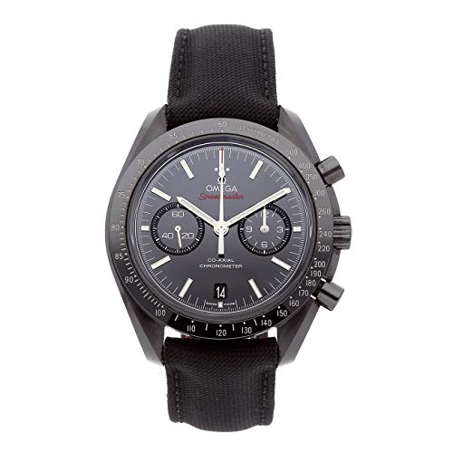 Omega Speedmaster Mechanical (Automatic) Black Dial Mens Watch 311.92.44.51.01.003 (Certified ()
