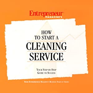 How to Start a Cleaning Service | Livre audio