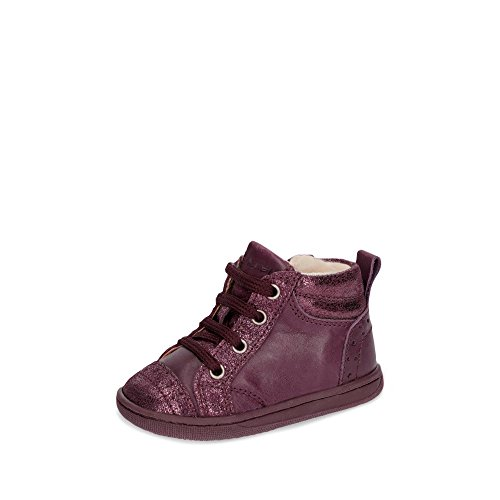 Primigi Baby Mädchen Pbx 8018 Sneaker Violett (Melanzana/Bordo)