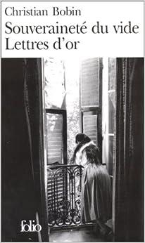 Souverain Du Vide Lett (Folio) (English and French Edition)
