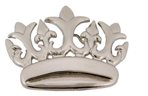 Princess Belt Crown (Crown Royal Belt Buckles Punk Hip Princess Prince Pugs Gear Pageant Kings Queens)
