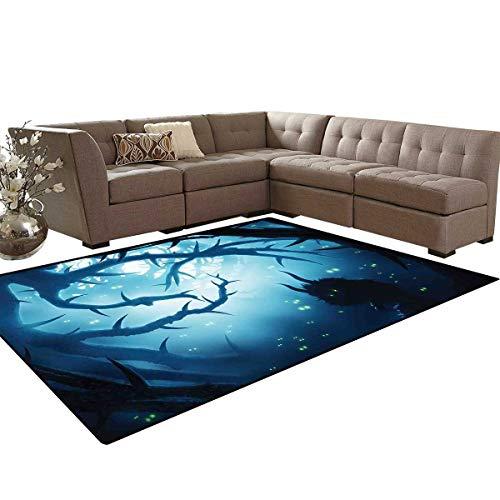 Mystic Decor Kids Carpet Play-mat Rug Animal with