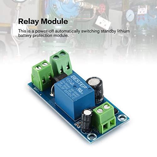 HoganeyVan Mise hors tension avec commutation automatique de module de protection de batterie au lithium de secours Module dalimentation de secours 5V-48V YX850