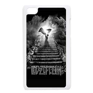 Led-Zeppelin iPod Touch 4 Case White T9009369