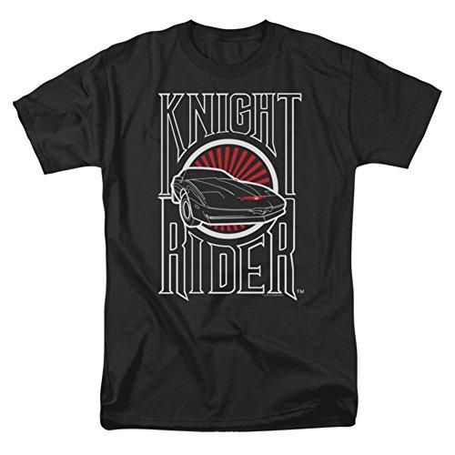 (Knight Rider - Logo T-Shirt Size XL)