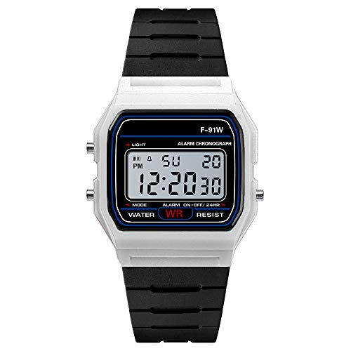 Best Sale! Gibobby Mens Watches, Fashion Luxury Quartz Wristwatches Chronograph Digital Military Army Sport LED Waterproof Analog Wrist Watch
