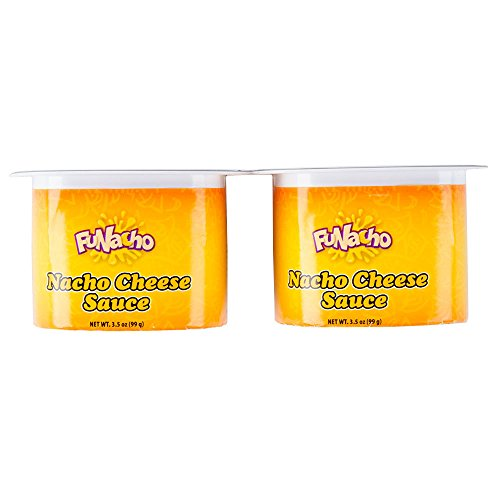 Nacho Cheese Cups (FUNacho Nacho Cheese Single Serve Cups (48 count/3.5 oz each))