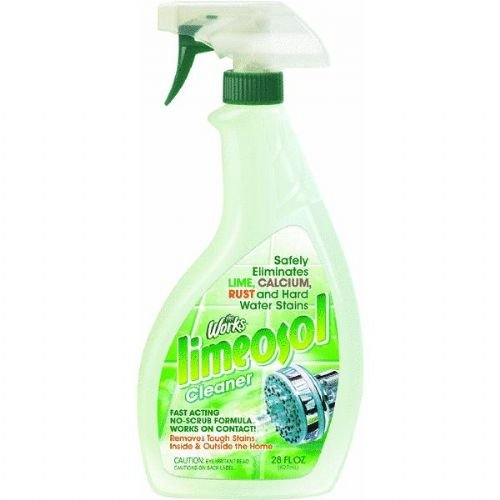 HOMECARE LABS  WORKS 32oz Rust/Lime Cleaner from HOMECARE LABS  WORKS