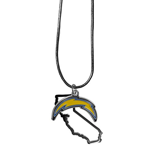 (NFL San Diego Chargers State Charm Necklace, 18