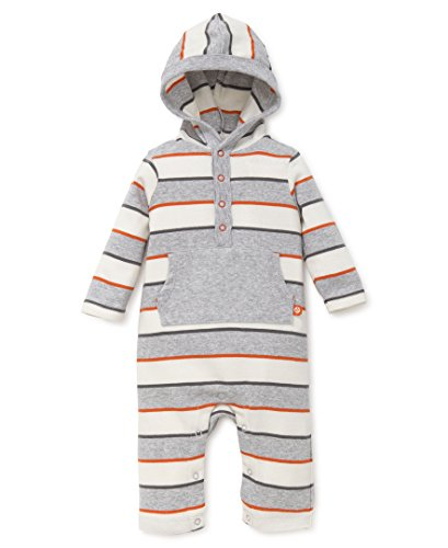Hooded Kids Coverall - 3