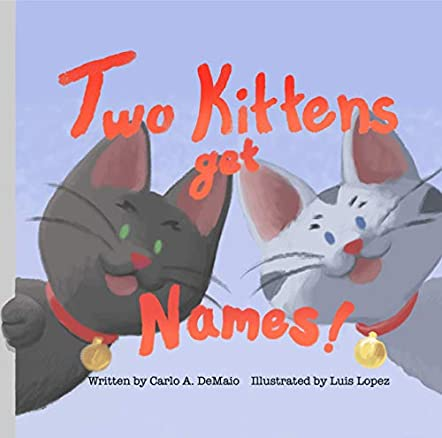 Two Kittens Get Names