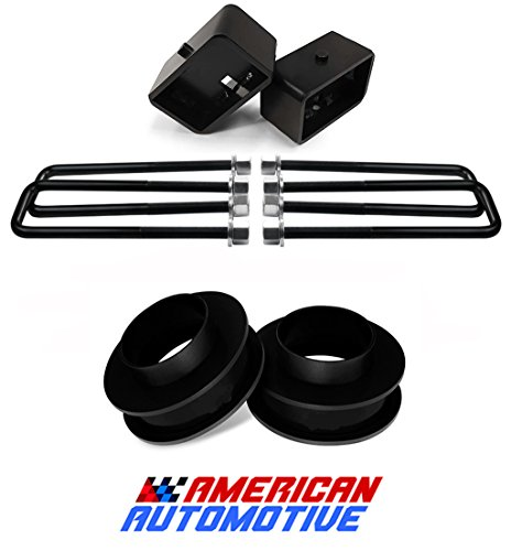01 dodge ram 1500 2wd lift kit - 6