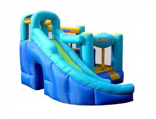 - Ultimate Combo Inflatable Bounce House