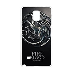 game of thrones targaryen Phone Case for Samsung Galaxy Note4