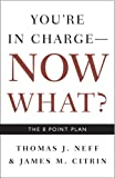 img - for You're in Charge, Now What?: The 8 Point Plan book / textbook / text book