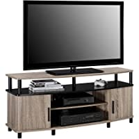 Carson TV Stand, for TVs up to 50, 1195196, Sonoma Oak