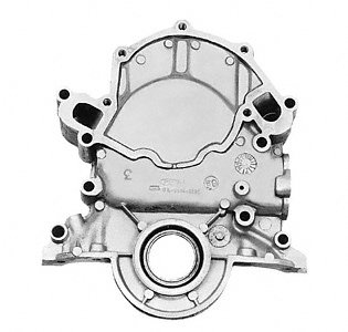 Ford Racing M6059D351 Timing Chain Covers With Dipstick ()