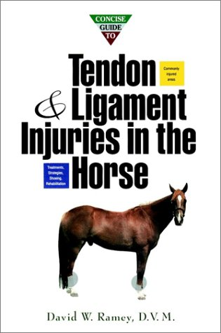 Concise Guide To Tendon and Ligament Injuries in the Horse (Howell Equestrian Library)