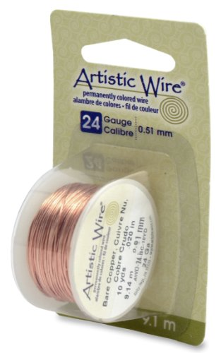 thin copper wire - 1