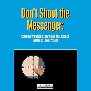 Don't Shoot the Messenger Audiobook
