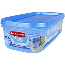 Rubbermaid 4.5-Cup Freezer Blox Food Storage Container