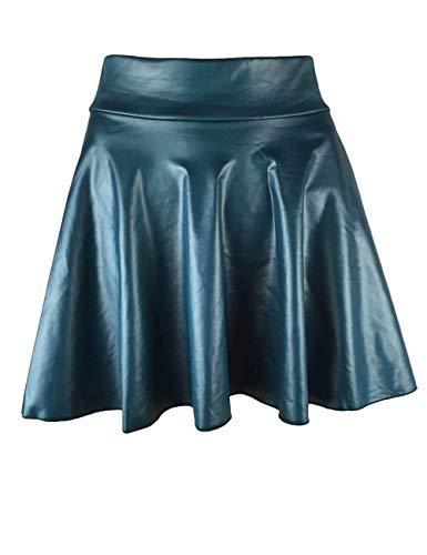 HAHAEMMA Femme HAHAEMMA Jupe Jupe Bleu UOBZ5x
