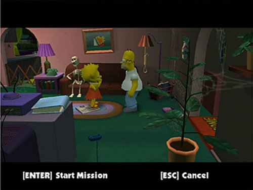 simpsons hit and run pc download full