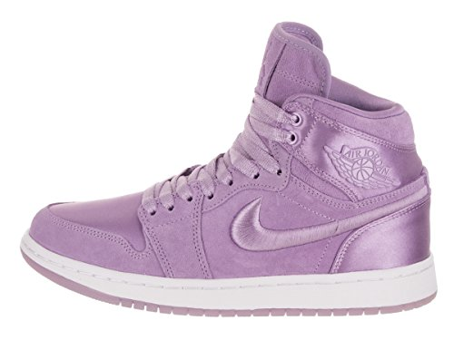 Para Nike De Soh white Wmns Mist orchid Deporte 1 Ret Multicolor Jordan Zapatillas High Mujer me Air 550 vvw81r