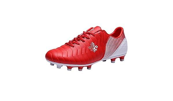 Botas De Fútbol Niño, Botas De Fútbol Unisex Niños Zapatos De ...