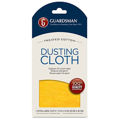 Guardsman Wood Furniture Dusting Cloths - 1 Pre-Treated Clot