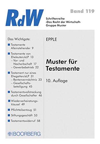 muster-fr-testamente-das-recht-der-wirtschaft