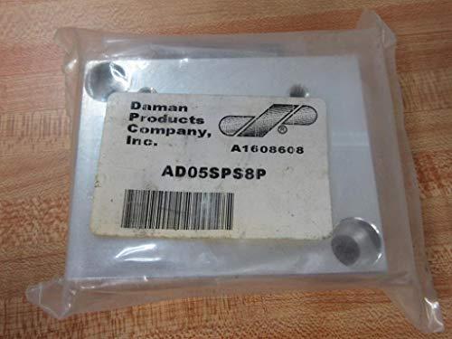 Daman AD05SPS8P Valve Subplate