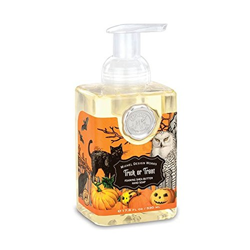 Michel Design Works Scented Foaming Hand Soap, Trick or Treat]()