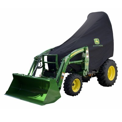 John Deere Cover for Compact Utility Tractors (Large) #LP95637 for Series 2320, 2520, 2720, 3120, 3320, 3520, 3720, 3203 and 4105 by John Deere