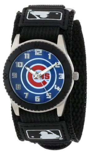 Chicago Cubs (title fix, says wrong team) Game Time Youth MLB Rookie Black Watch - Chicago Cubs