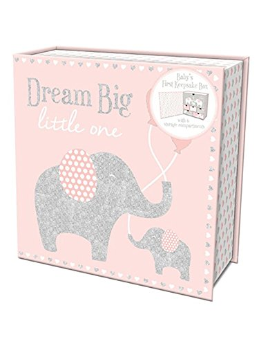 Punch Studio Lady Jayne Baby Girl First Keepsake Boxes Ella's Dreams